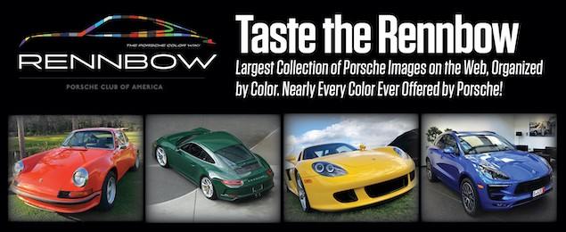 Porsche Club of America - Rennbow