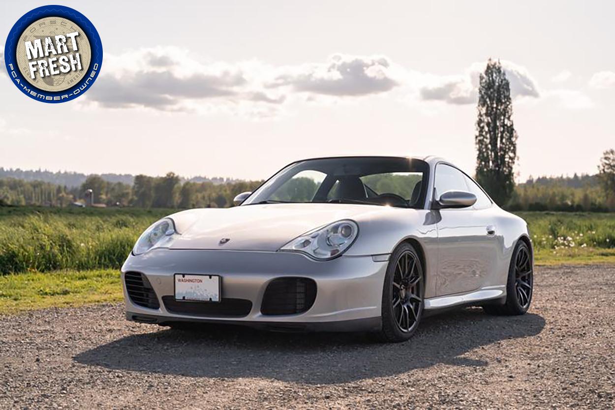 Porsche Club of America - Mart Fresh: Porsche 996 Carrera 4S, 997.1 Turbo, or first-gen Cayenne S?
