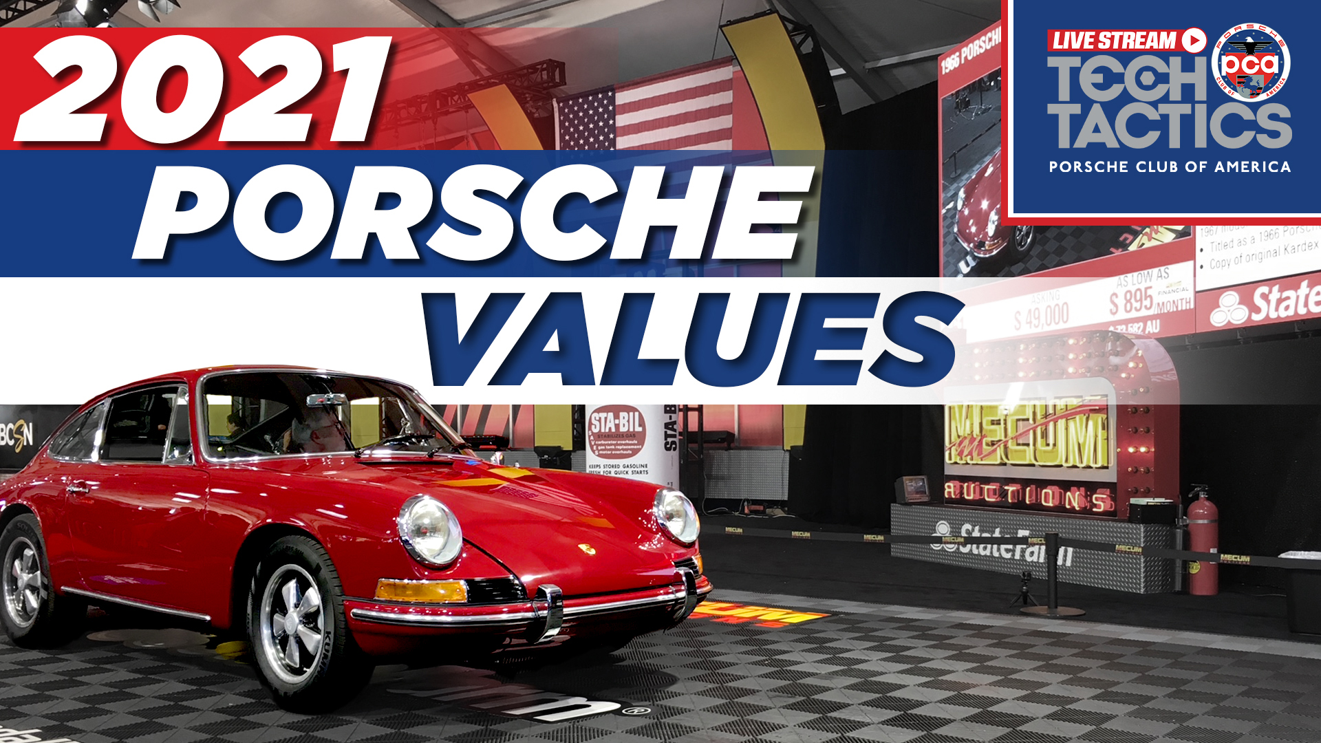 photo of 2021 Porsche values: What's hot and what's not | Tech Tactics Live image