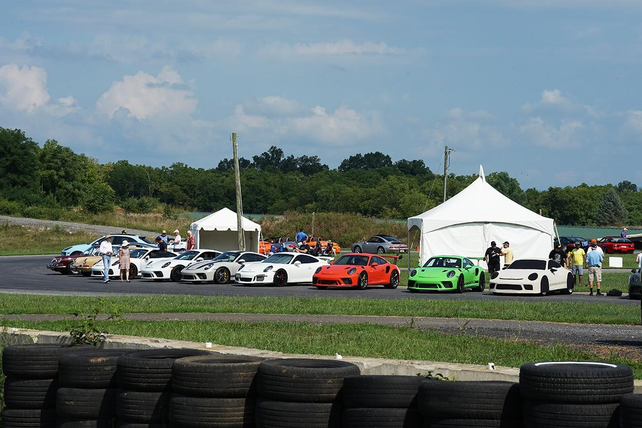 Porsche Club of America - Just don't call it Rennsport: PCA to play major role in Indianapolis Sportscar Together Festival