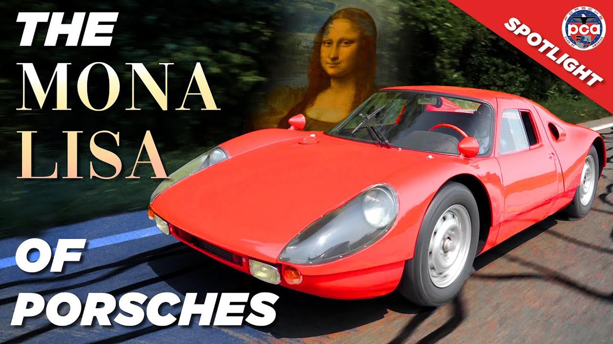Porsche Club of America - Video: 904 Carrera GTS: The Mona Lisa of Porsches