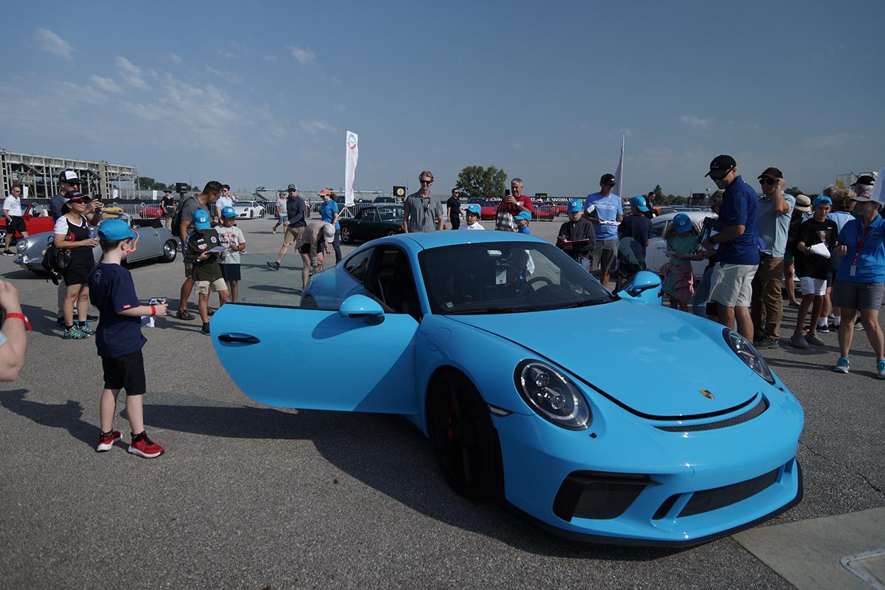 Porsche Club of America - Sportscar Together Fest Live Blog
