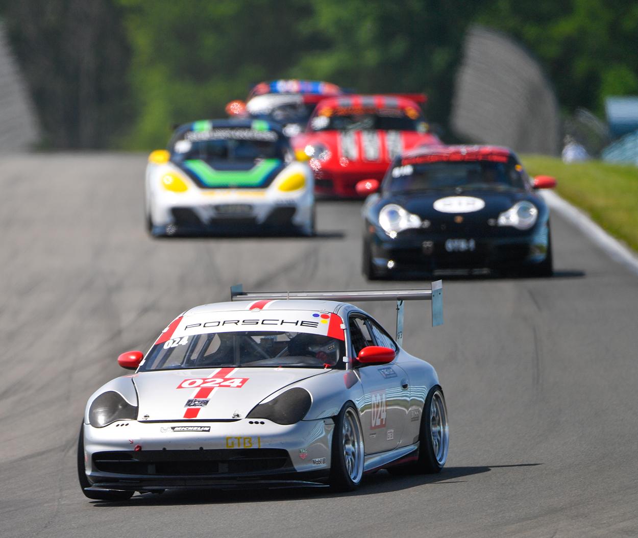 Porsche Club of America - Watkins Glen International 2021 race recap | PCA Club Racing
