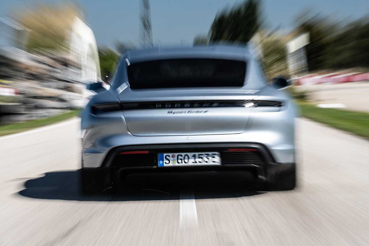 Watt is the meaning of all these new terms in my electric Porsche's spec sheet?