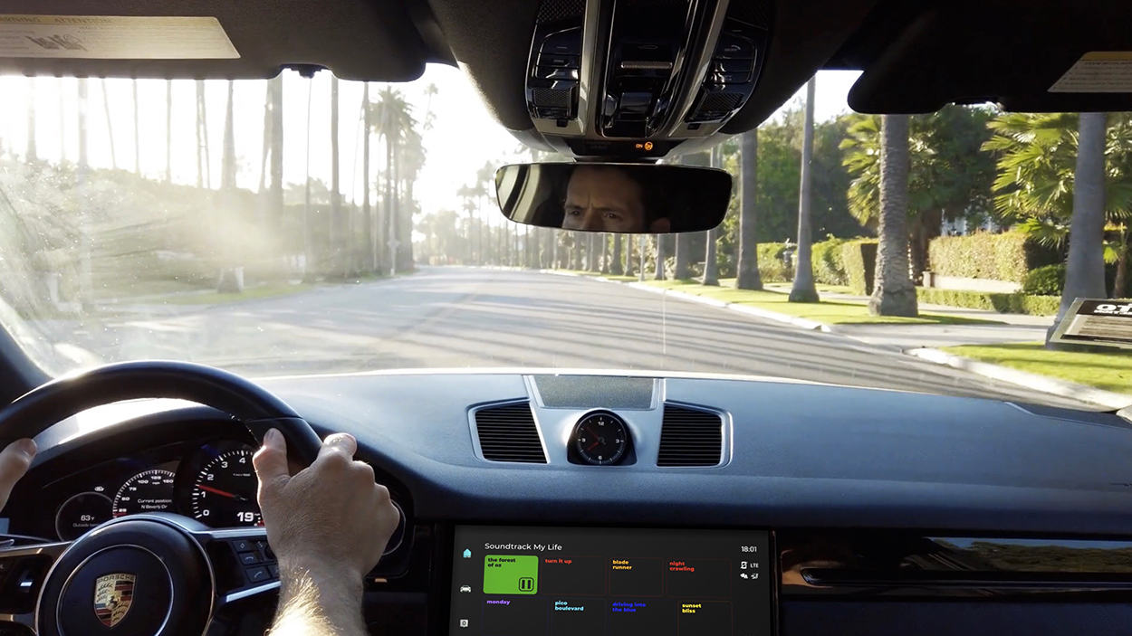 Porsche Club of America - What will your driving style sound like with Porsche's Soundtrack My Life app? | PCA Tech Tips [w/video]