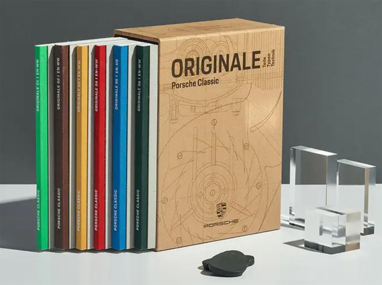 Porsche Club of America - 'Originale': Porsche's journal Into the rare and peculiar | PCA Tech Tips