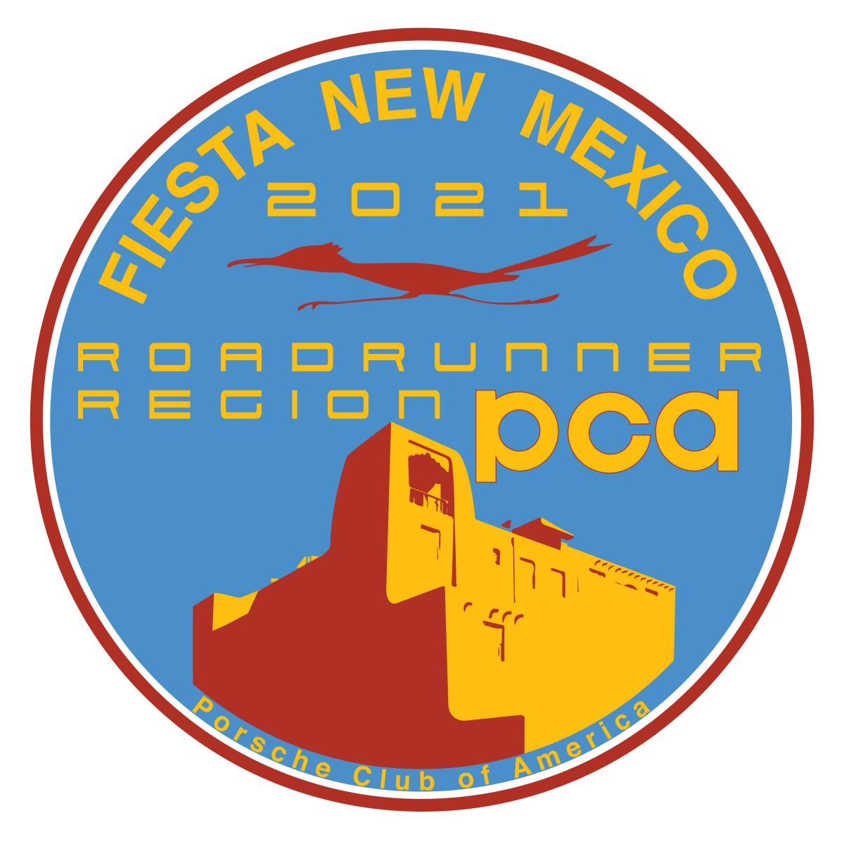 Porsche Club of America Event - Fiesta New Mexico 2021